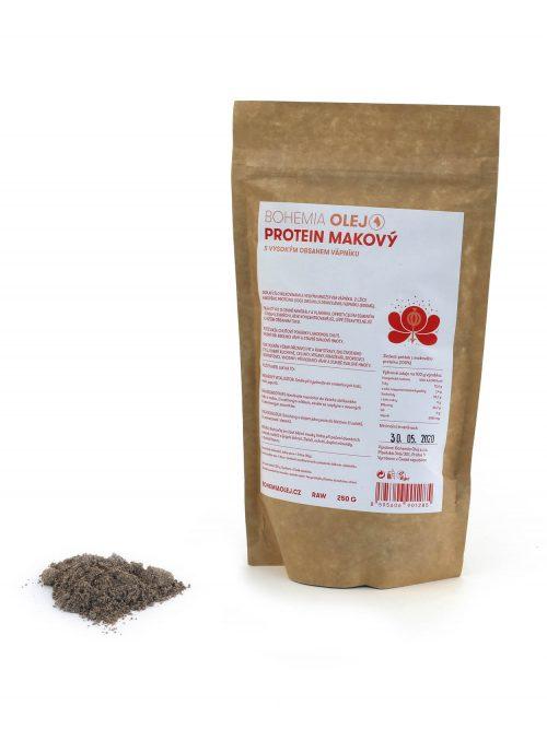 Bohemia Olej RAW Protein 250g Makový - 1