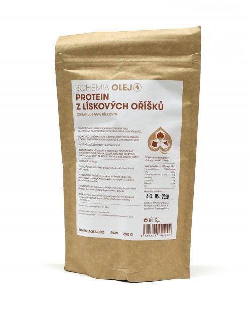 Bohemia Olej RAW Protein 250g Zlískových ořechů - 1