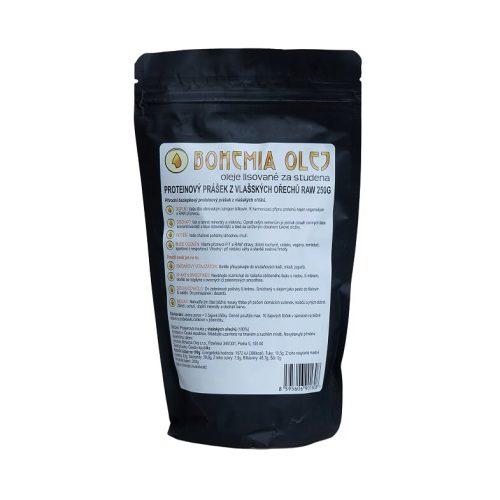 Bohemia Olej RAW Protein 250g Zvlašských ořechů - 1