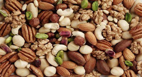 Oříšky a semínka