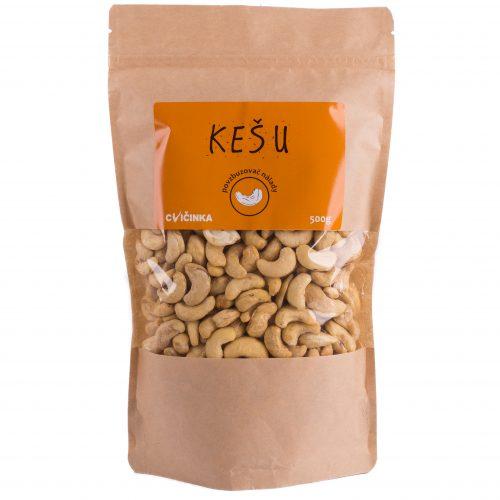 CVIČINKA Raw Kešu Ořechy 500g - 1