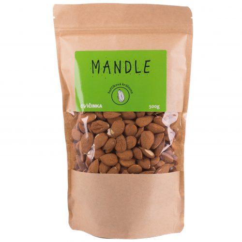 CVIČINKA Mandle 500g - 1