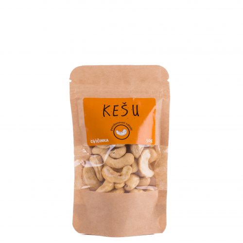 CVIČINKA Raw Kešu ořechy 50g - 1