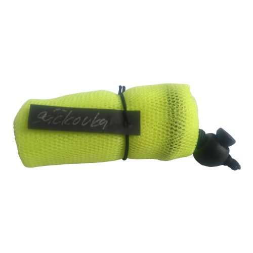Sáčkovka Ekologická taška zelená L - 1