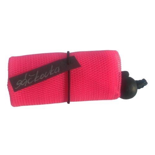 Sáčkovka Ekologická taška růžová M - 1