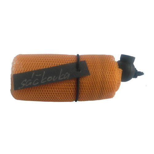 Sáčkovka Ekologická taška zlatá S - 1