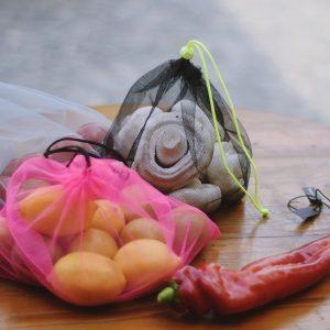 Sáčkovka Ekologická taška černá XL - 2