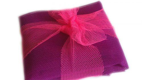 Sáčkovka Ekologická taška nákupní fialová - 1