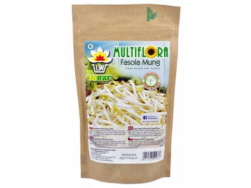 FAZOLE MUNGO – semena na klíčky 250g MAXI PACK - 1