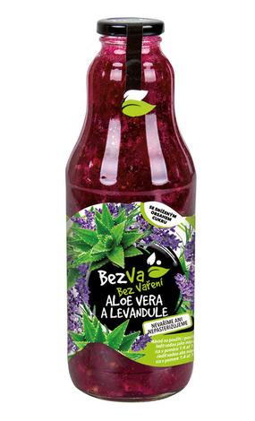 BezVa Aloe vera aLevandule 1000 ml - 1