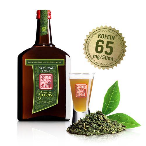 SAMURAI SHOT – BITTER GREEN 500 ml - 1