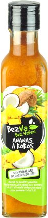 BezVa Ananas aKokos 250 ml - 1
