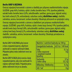 BezVa Grep aBezinka 1000 ml - 2