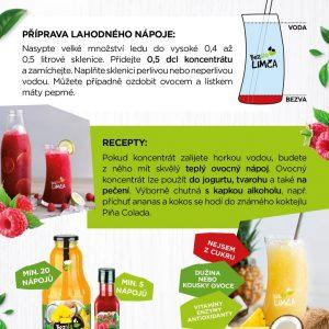 BezVa Aloe vera aAngrešt 250 ml - 3