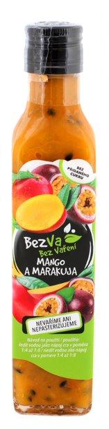 BezVa Mango aMarakuja 250ml - 1